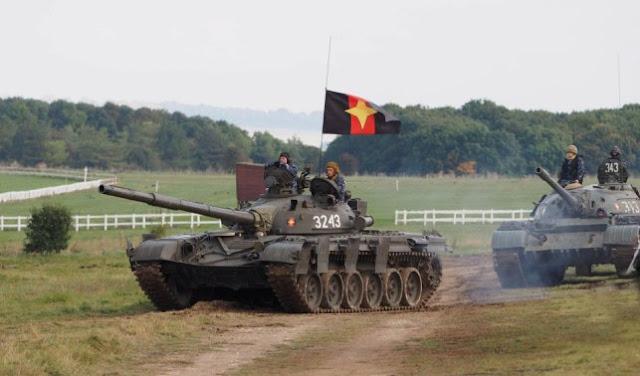 Τ-72, Τ-55