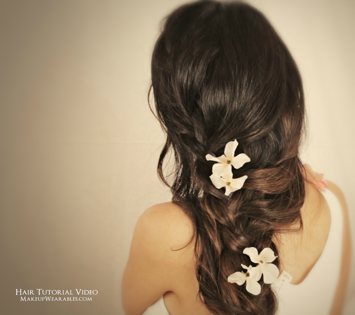 Wedding Hairstyle For Long Hair Tutorial: 2 Most Romantic, Curly Half-Up Hairstyles Updos