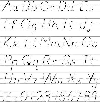 Graffiti Printable Alphabet Letters A Z Uppercase