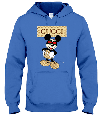 Gucci Disney Mickey T Shirt Hoodie Sweatshirt Sweater