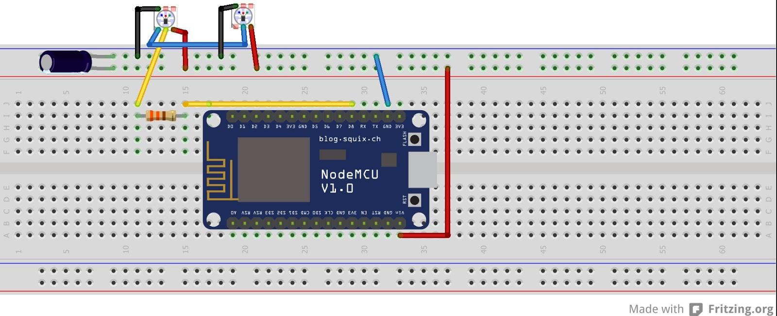 lucstechblog: Back to Basic - Basic language on the ESP8266