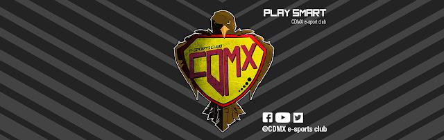CDMX e-sports un club serio y con objetivos.