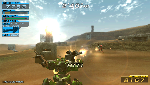 Armored Core: Formula Front Extreme Battle screeshot 3