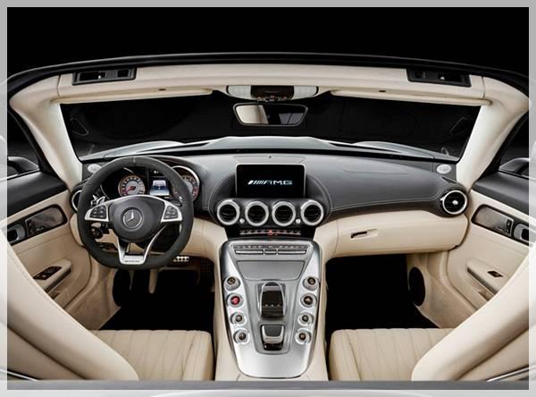 2018 Mercedes-AMG GT C Roadster Exterior Interior Drivetrain Review
