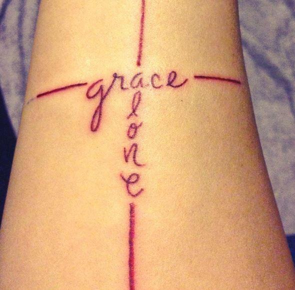 Christian Tattoos