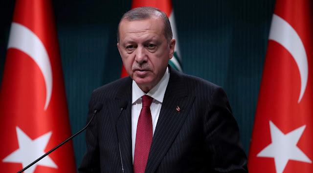 Erdogan Segera Temui Putin Bahas Penarikan Pasukan AS Dari Suriah
