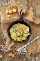 Patatas salteadas a la francesa