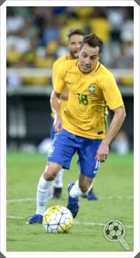 Rodriguinho Seleção Brasileira