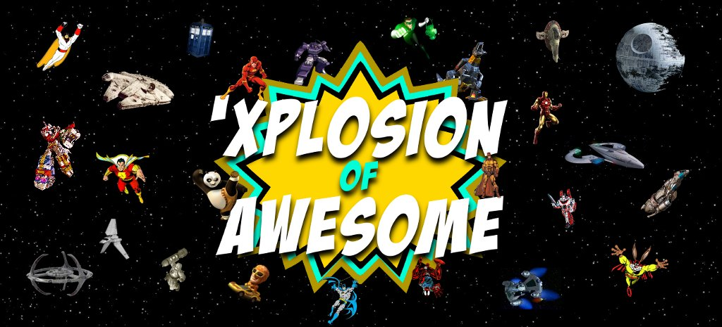 'Xplosion of Awesome