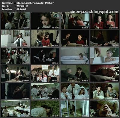 Otac na sluzbenom putu (1985) Download