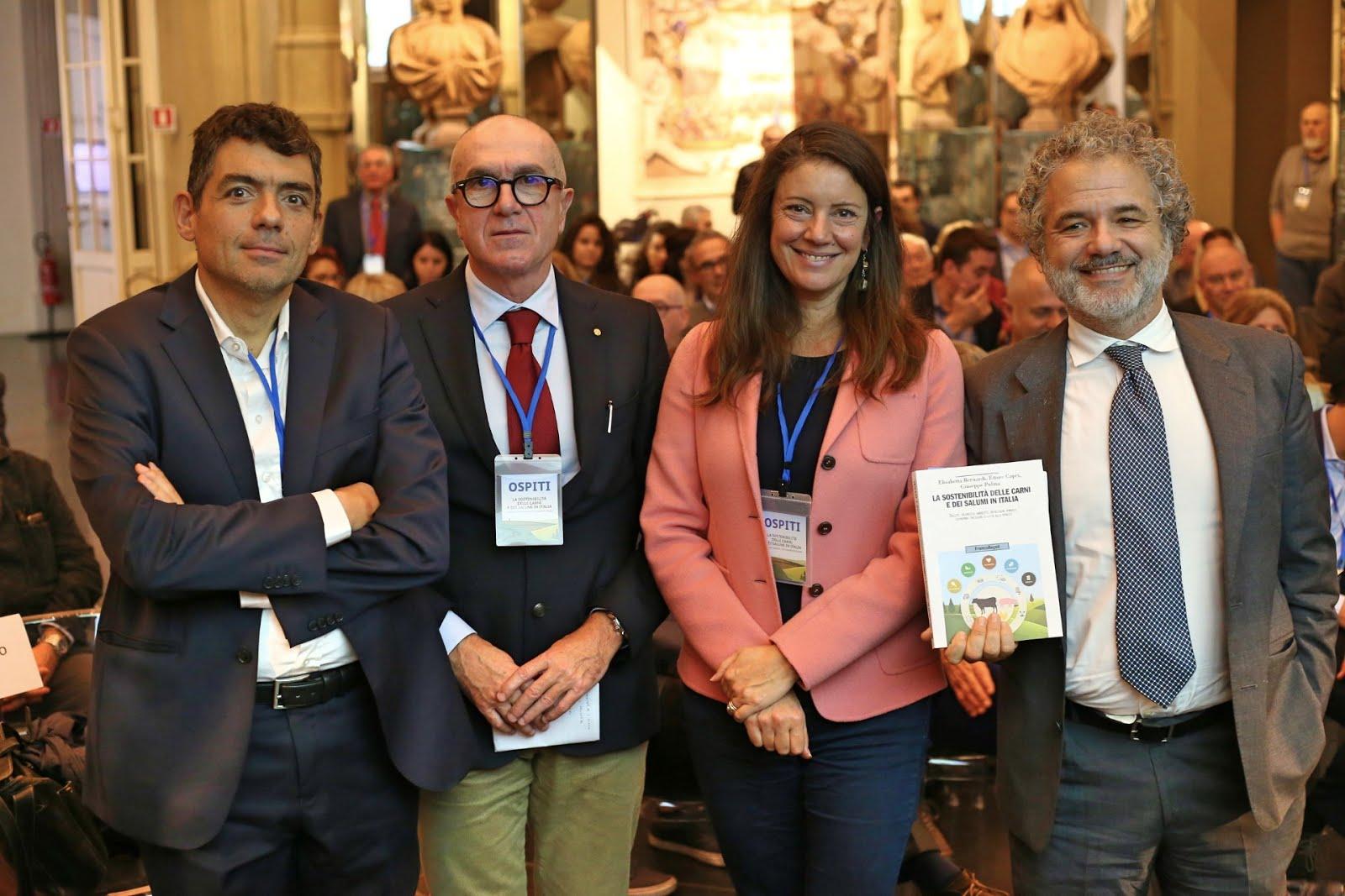 35af64016b Ha moderato l'incontro Carlo Alberto Pratesi, Professore di Marketing,  innovazione e sostenibilità, Università Roma Tre.