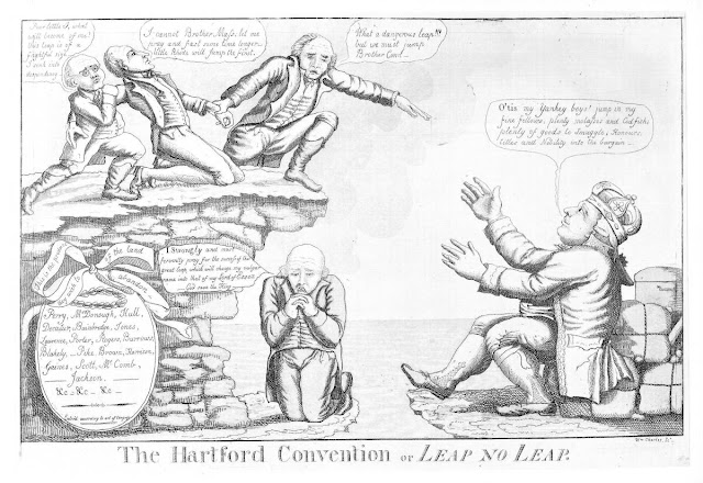 Essex Junto Komplotan Kaum Federalis New England