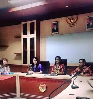 Genjot kerukunan Disulut. Biro Kesra Stuban di Kupang