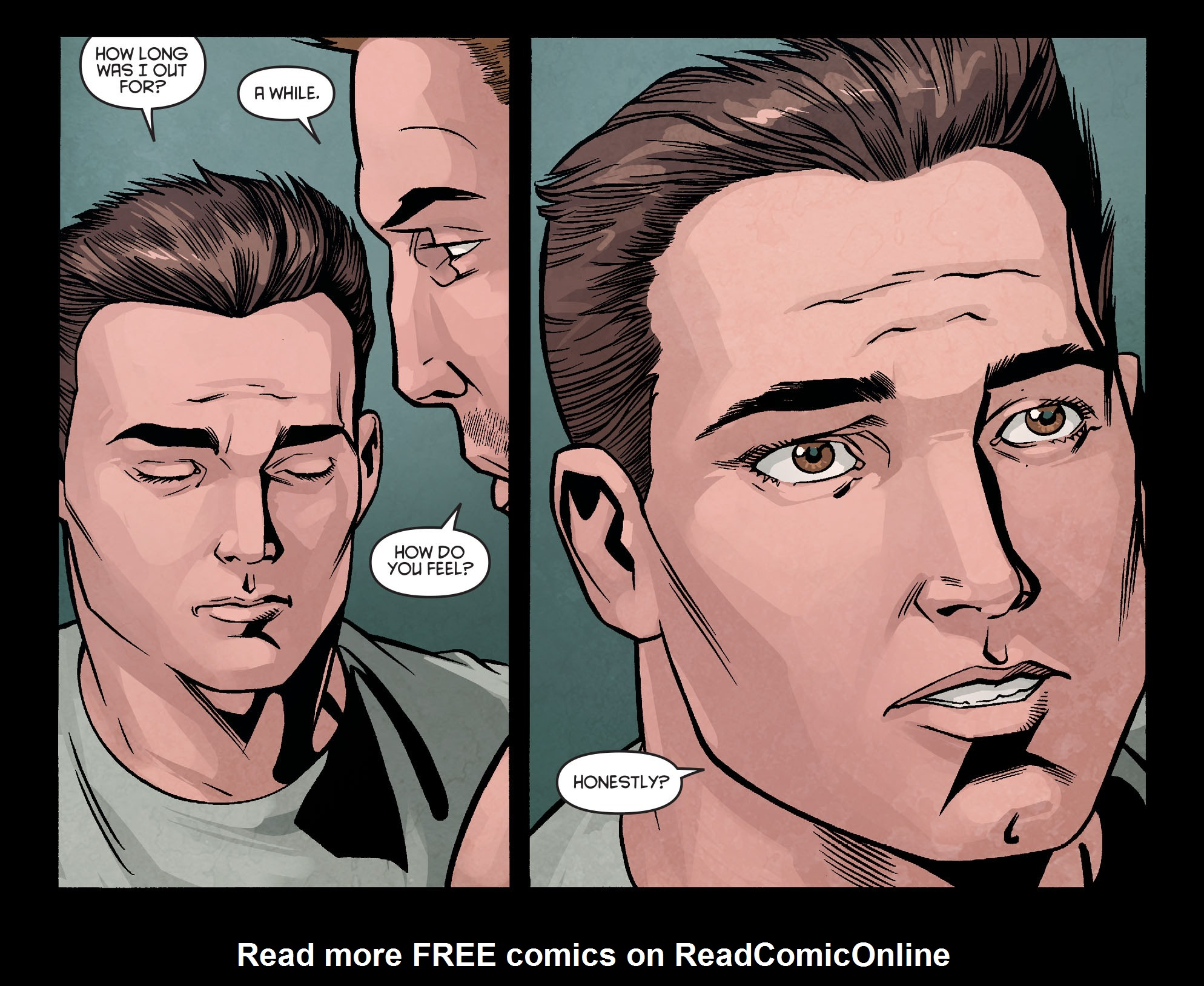Read online Arrow: Season 2.5 [I] comic -  Issue #9 - 14