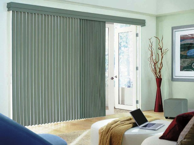 WINDOW Treatments for Doors with GLASS