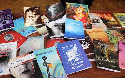 Biblioteca Ştiinţifică ASEM şi poeţi din întreg spaţiul românesc dans Uniunea Internaţională a Oamenilor de Creaţie