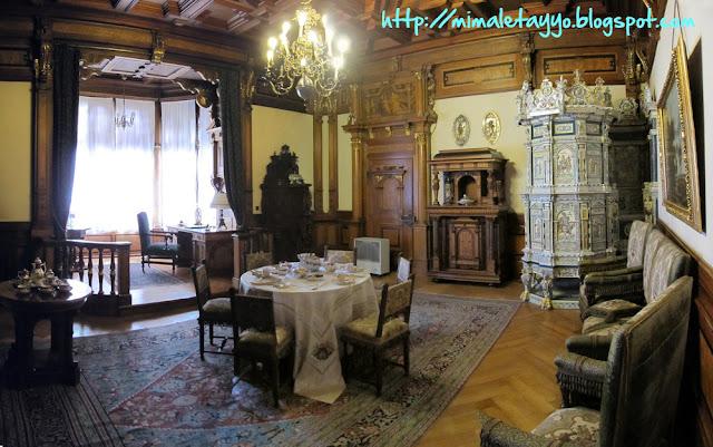 Palacio de Peles Interior