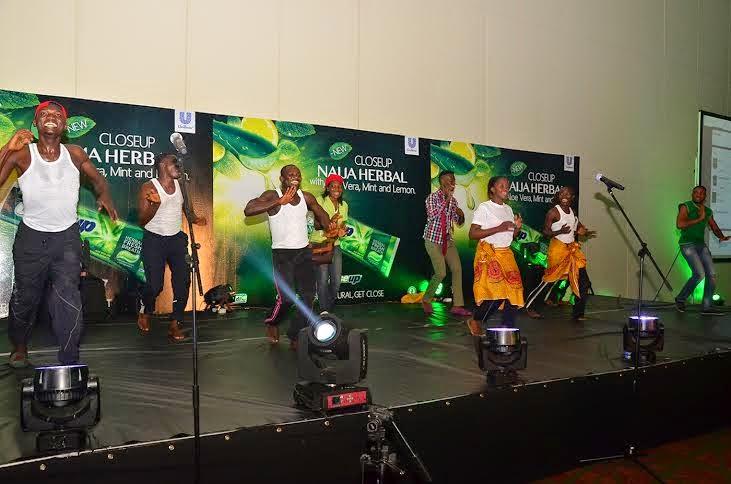 19 The CloseUp Naija Herbal Gel Launch Event