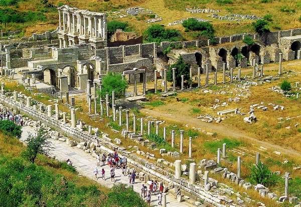 Турция, Эфес, путешествия, купить путевку в Турцию
