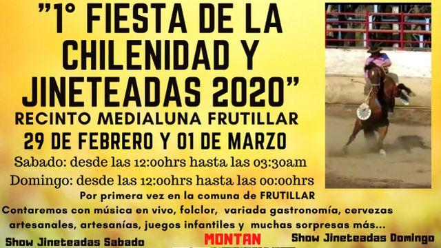Primera Fiesta de la Chilenidad y Jineteadas en Frutillar