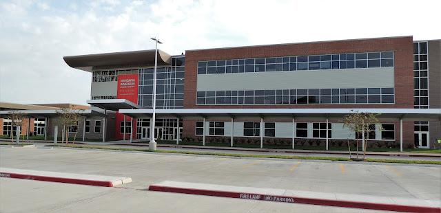 Houston ISD - New Chinese Language Immersion Magnet School on W. Alabama St near the Galleria