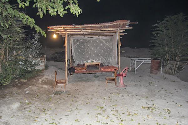 Ouzbékistan, Marghilan, Ferghana, étangs piscicoles d'Alisher, tapshan, tapchane, © L. Gigout, 2012