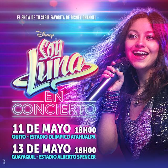 concierto soy luna guayaquil ecuador