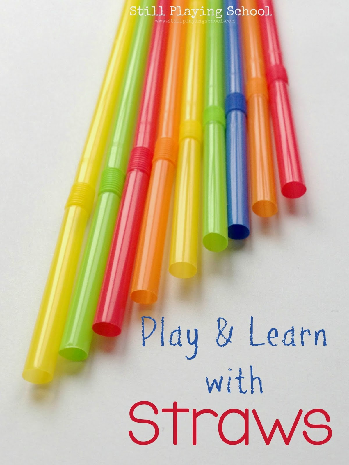Straws For Crafts Projects And Activities For Kids Still Playing