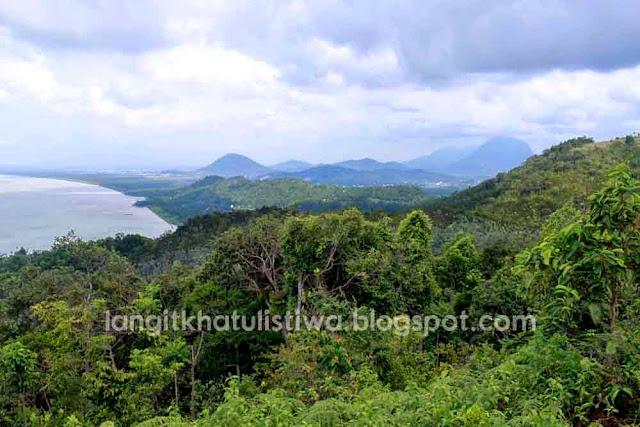 Gunung Besar Taman Rindu Alam Tanjung Bajau Singkawang