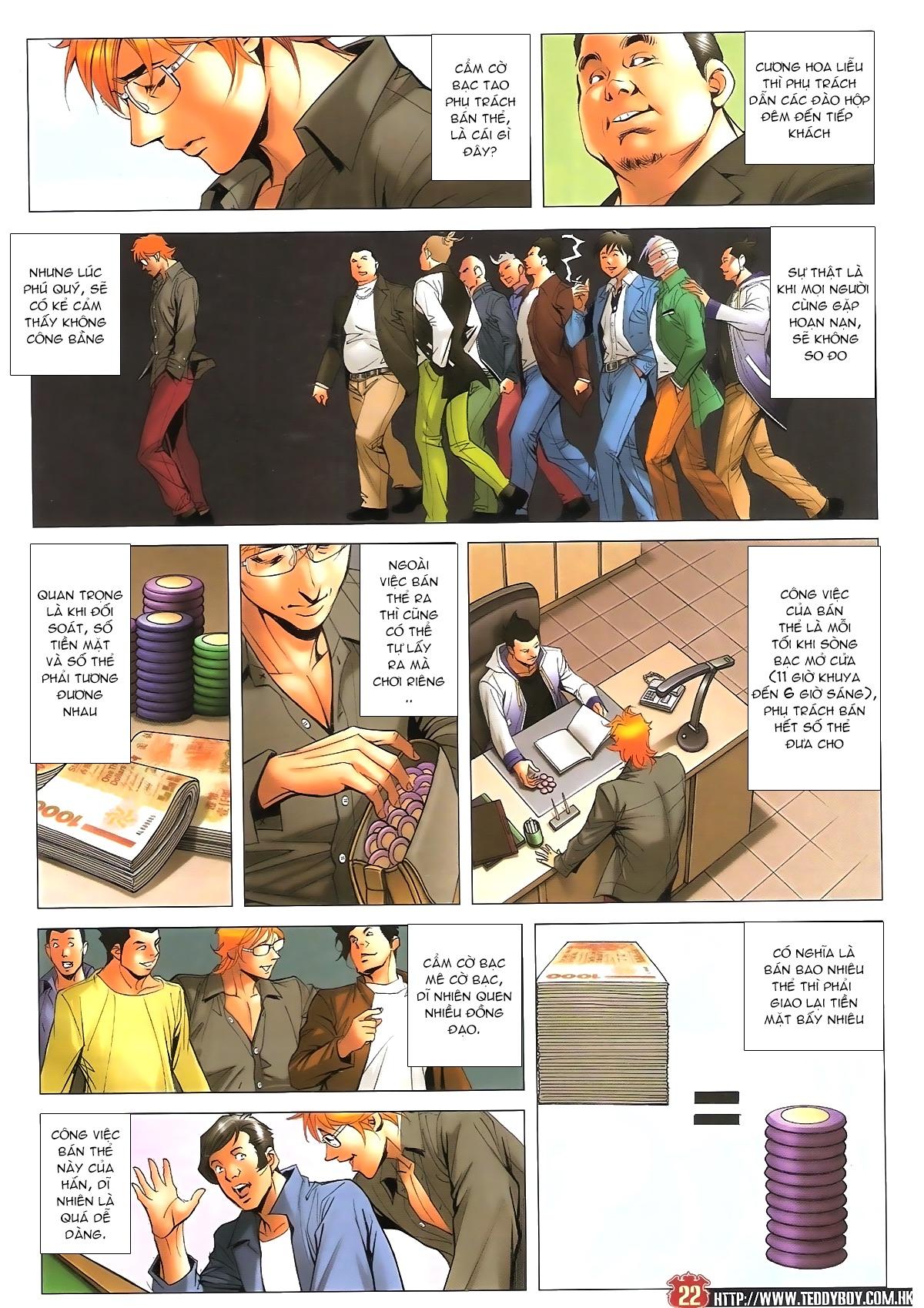 Người Trong Giang Hồ - Chapter 1595: Hắc Đạo Minh Tinh - Pic 19