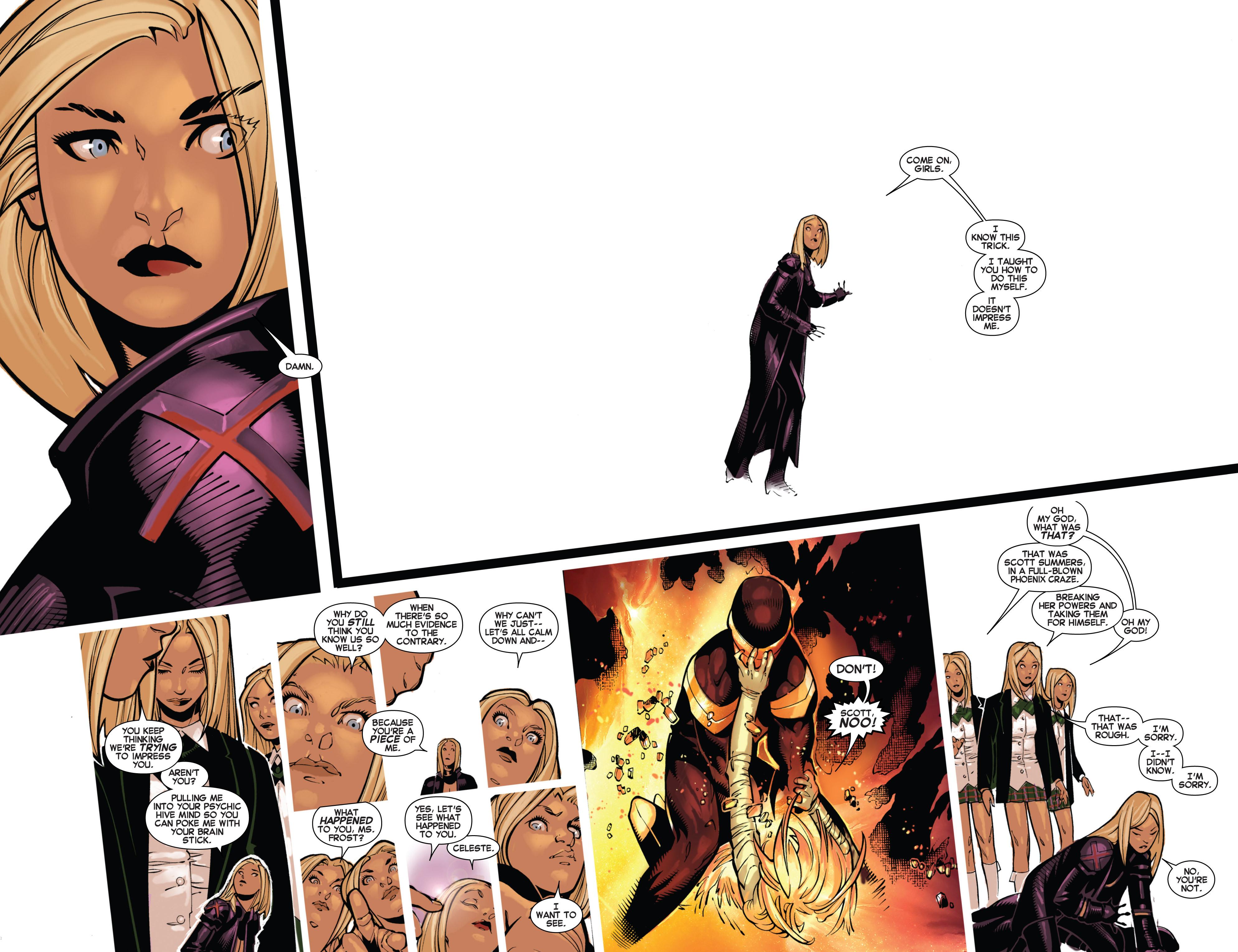Read online Uncanny X-Men (2013) comic -  Issue #4 - 6