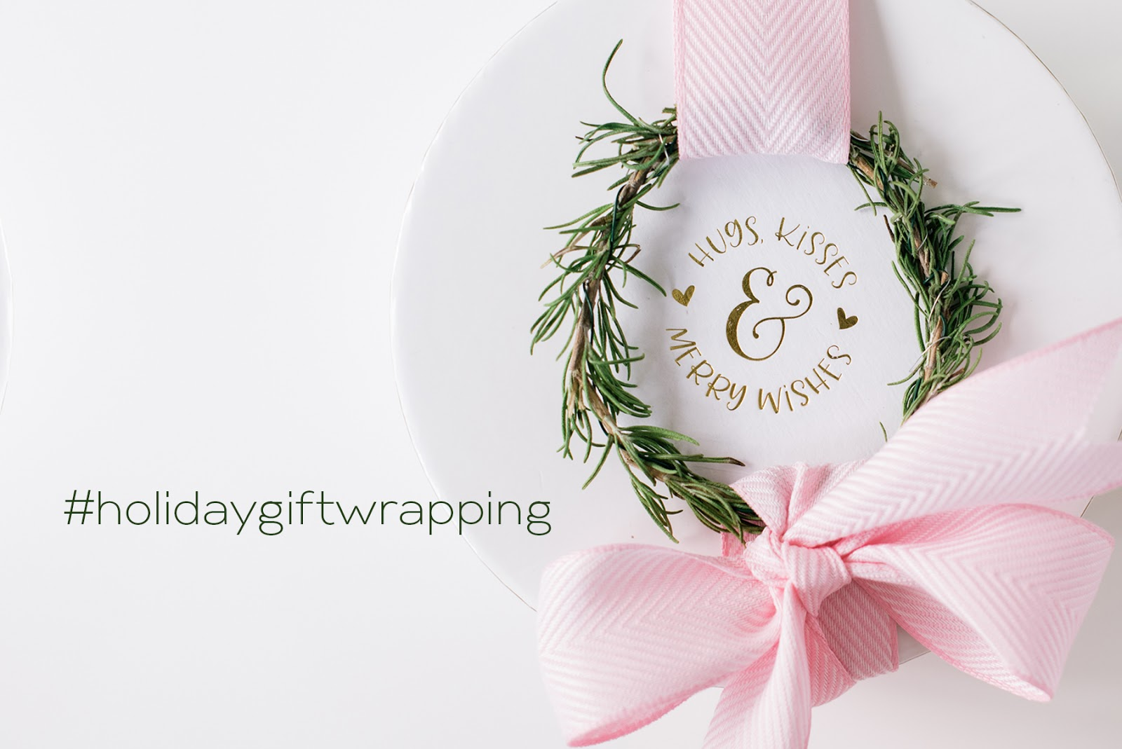 holiday gift wrapping inspiration from Creative Bag