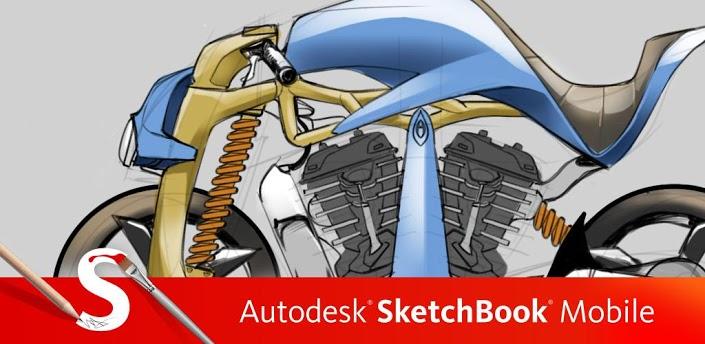 Autodesk Sketch Pro Apk
