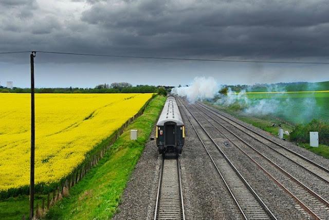 3 Keuntungan Travelling dengan Kereta Api di Pulau Jawa