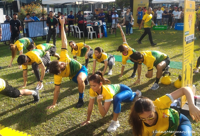 Highlights of the Golden Fiesta Heart Healthy Camp
