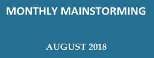 mainstorming-august-2018