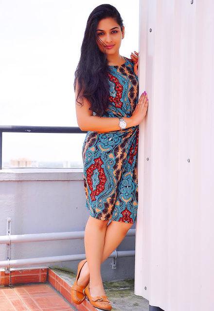 Prayaga Martin Photoshoot Gallery