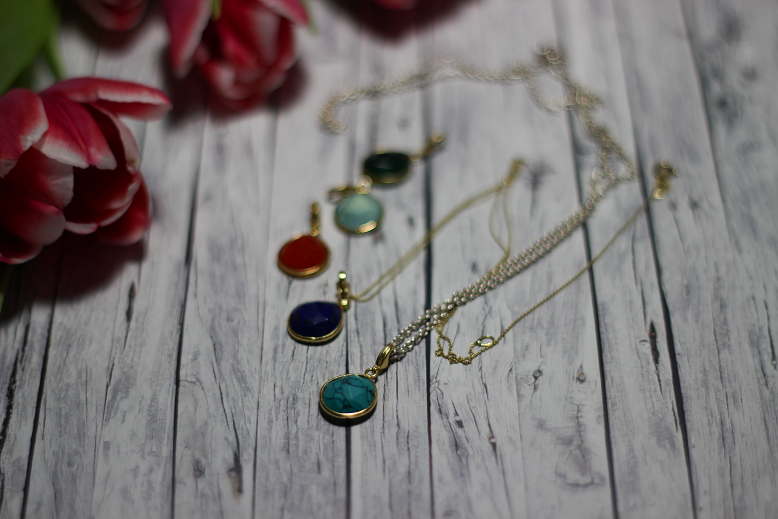 gemstone chain accessorize
