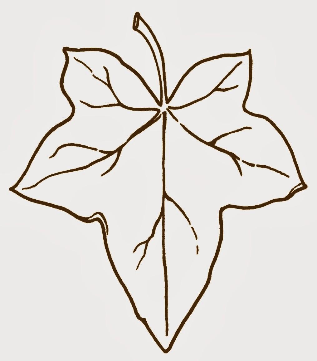 leaf pattern clipart - photo #22