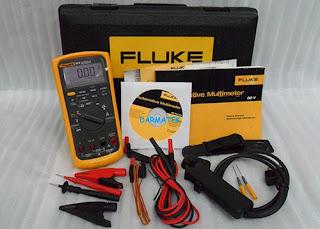 Jual Fluke 88V -- Deluxe Automotive Multimeter Combo Kit