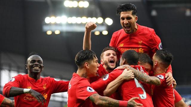 Liverpool Paling 'Bersih' di Premier League 2016/2017