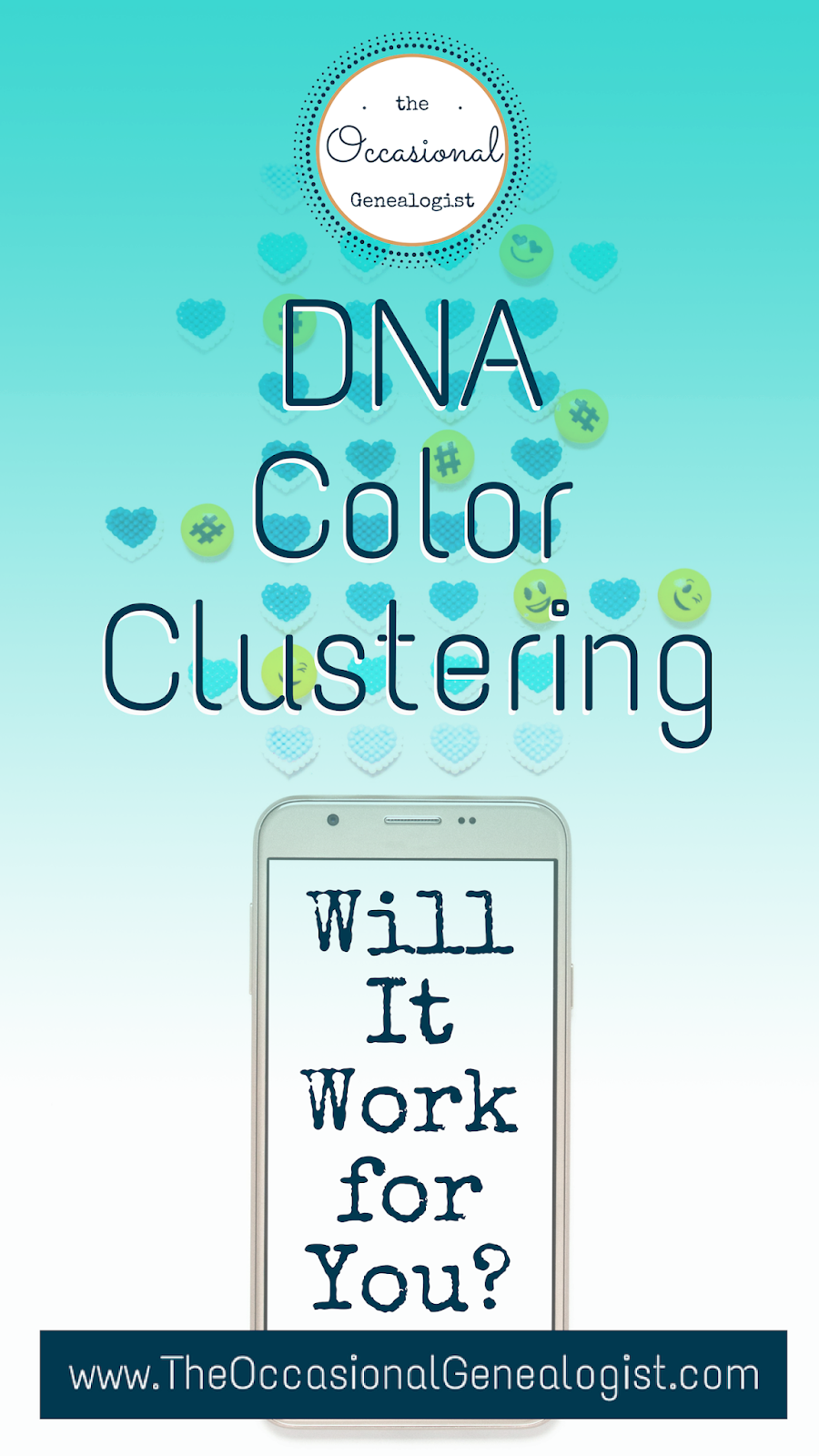 Auto-clustering, Genetic Networks, and Kissing Cousins