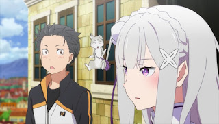 Re:Zero kara Hajimeru Isekai Seikatsu: Shin Henshuu-ban Episodio 01