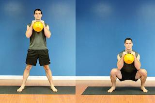 latihan untuk mengurangi kalori badan