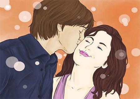 kiss a boy