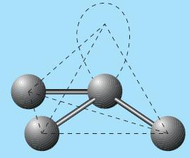 Bentuk molekul NH3