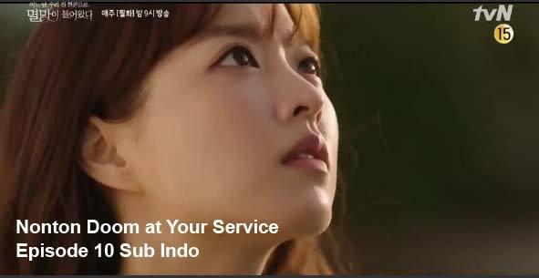 nonton doom at your service episode 9 sub indo