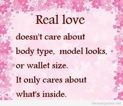 Real Love Quotes with pictures
