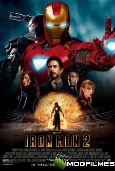 Capa do Filme Homem de Ferro 2