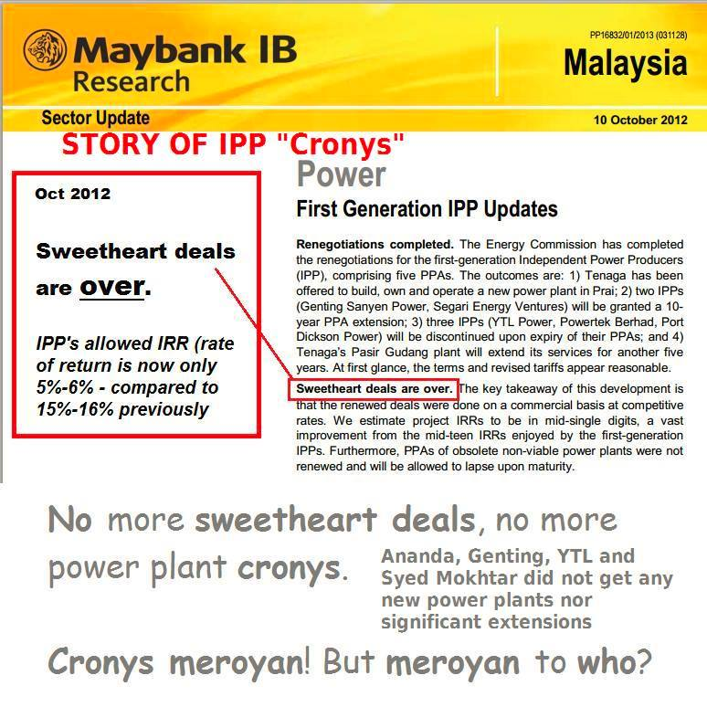Lss Ever Wondered Why Pakatan Never Talks About The Lop Sided